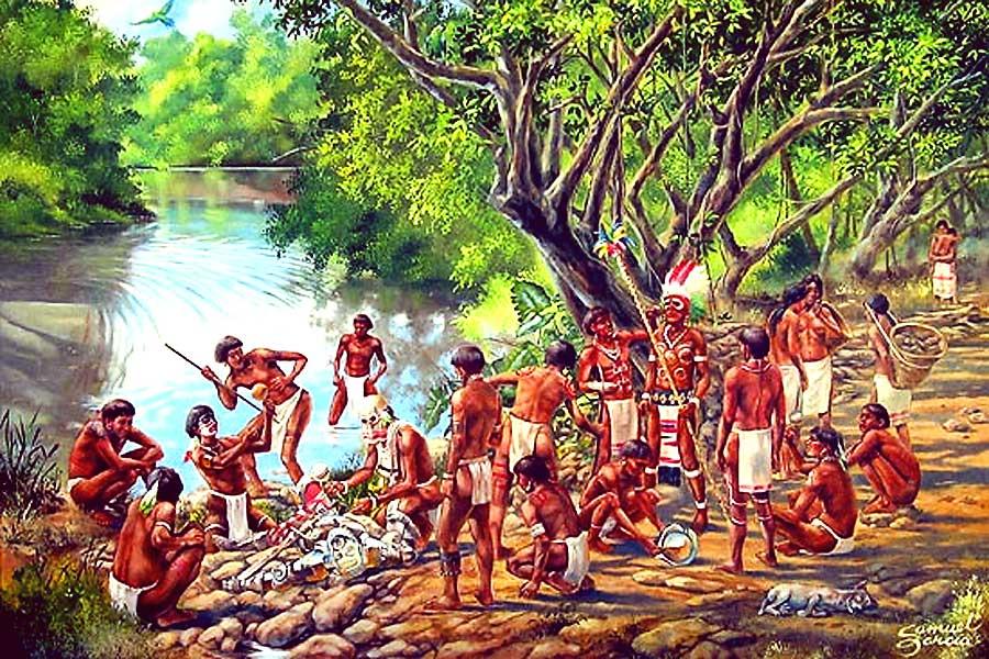 Pre-History: The Tainos of Jamaica - Jamaica Global Online