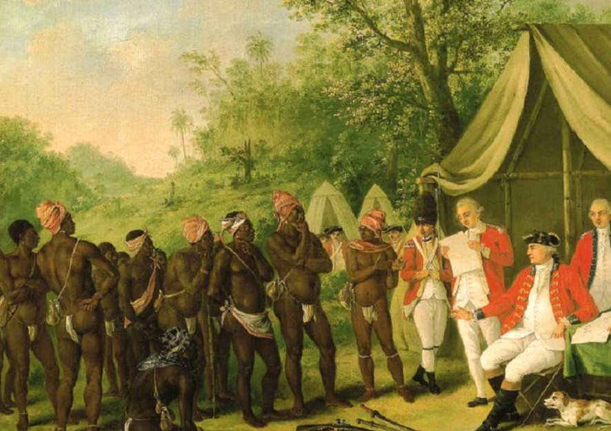 If Columbus So Called Discovery Of Jamaica Was A Buck Up As Jamaicans Would Say The English Capture And Subsequent Colonization Island Could Be